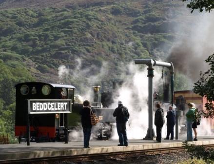 Beddgelert Station